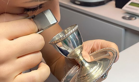 Compro argento Venezia Cleor Oro