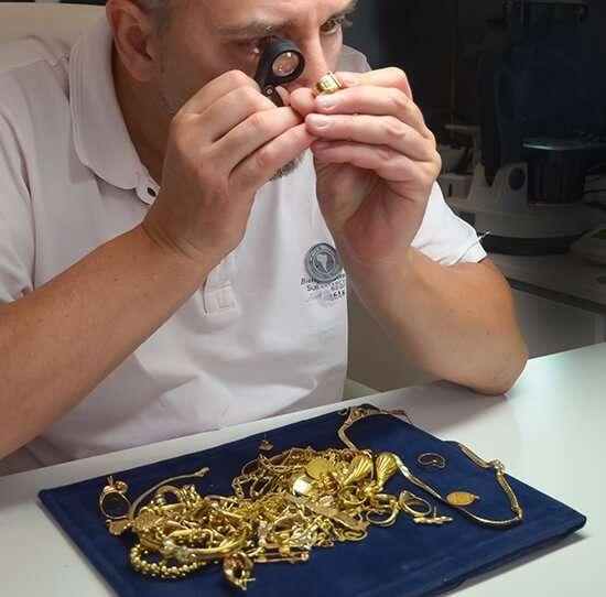 Ritiro preziosi in oro Cleor Oro Venezia
